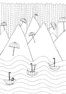 Obere und untere Wasser | Zustände